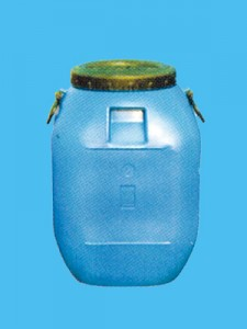 Isocyanuric Acid container
